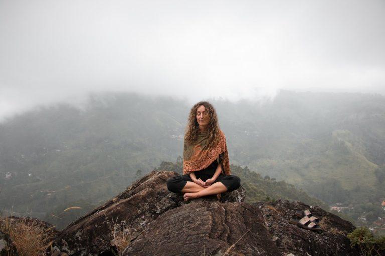 Meditating as I AM
