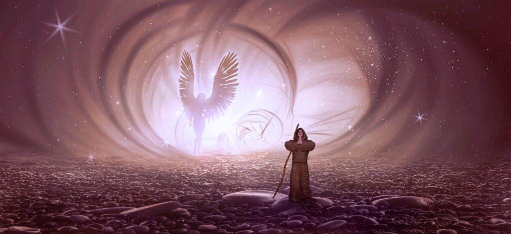 Angelic Human